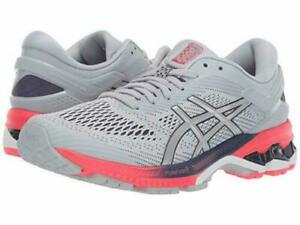 Details about ASICS Women's Gel Kayano 26 Piedmont GreySilver Size 7.5, 1012A457 020