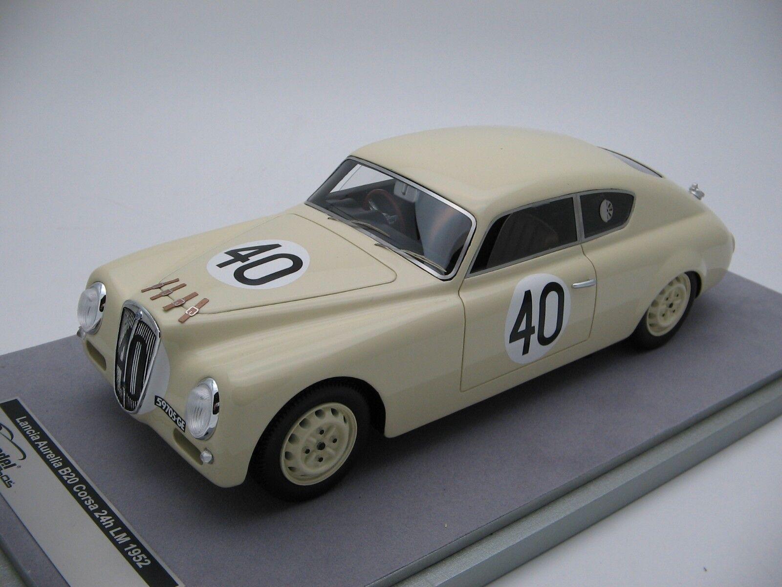 1 18 scale Tecnomodel Lancia Aurelia B20 Corsa Le Mans 24h car TM18-69C