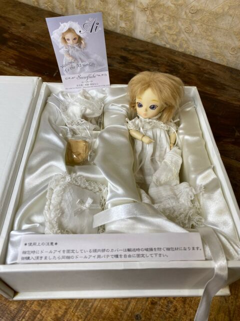 JUN PLANNING AI BALL JOINTED DOLL FASHION PULLIP GROOVE INC SNOW FLAKE Q-700 BJD