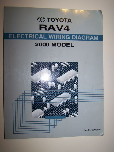 2000 Toyota Rav4 Factory Service Repair Manual Electrical