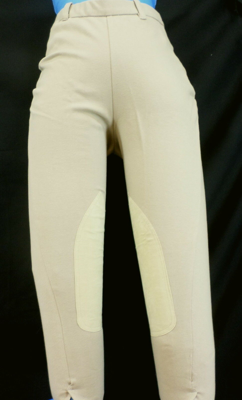 Reed Hill Ladies  White 4 Way Stretch Cotton   Lycra Breech size 18  online