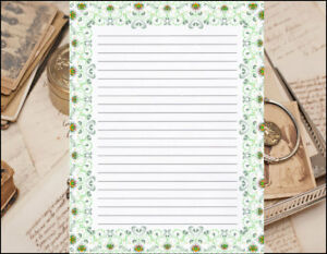 old fashioned letter writing examples
