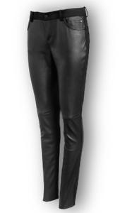 Harley 32 Skinny voor Davidson vrouwen Stretchleren 96609 Broek 19ew xxz4Cw