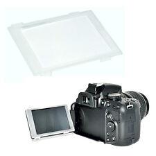 Protection Ecran LCD pour Appareil Photo Nikon D5200 / Couche 1mm H5