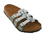 BIRKENSTOCK-BIRKI-039-S-DYNAMIC-FOOTBED-XENIA-SILVER-ADJ-SANDALS-7-1-2-8-or-8-1-2-9