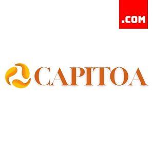 Capitoa-com-7-Letter-Short-Domain-Name-Brandable-Catchy-Domain-COM-Dynadot