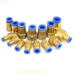 1-8-1-2-OD-4-12mm-Pneumatic-ONE-Push-to-Connect-Straight-Female-Threaded-NPT