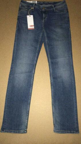 5039 Mustang Damen Jeans Jasmin Slim Color 512 Art