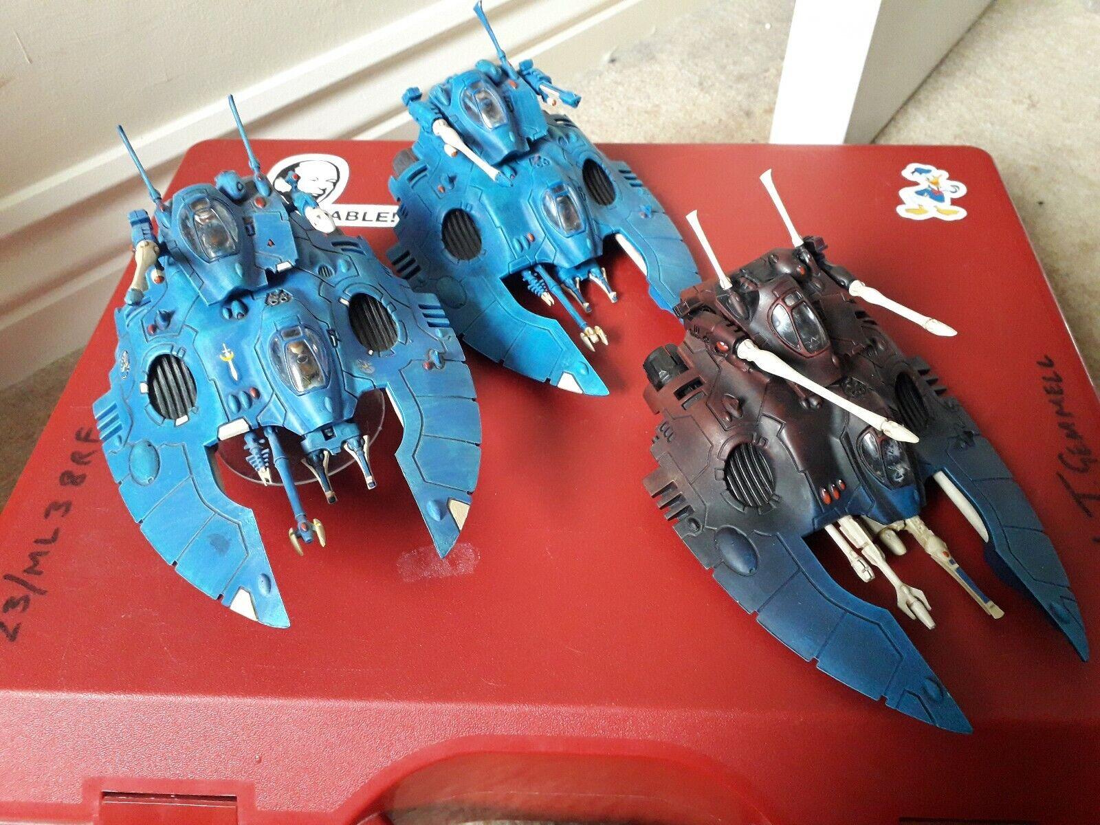 Warhammer 40k Eldar Falcon Cloudstrike Squadron Aeldari