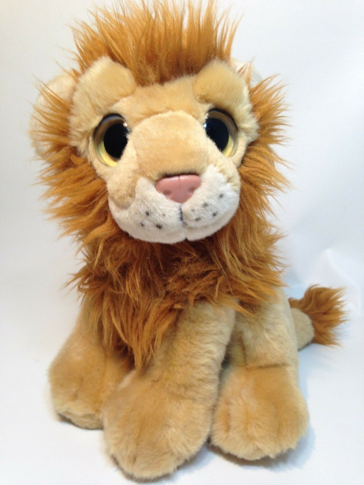 80dfd1d9a3c Ty Classic Plush Wild Wild Best Kingston The Lion 10 Inch for sale ...
