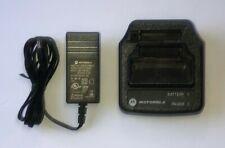 New Listingmotorola Minitor V 5 Rln5703c Charger And 25r75178c01 Power Supply
