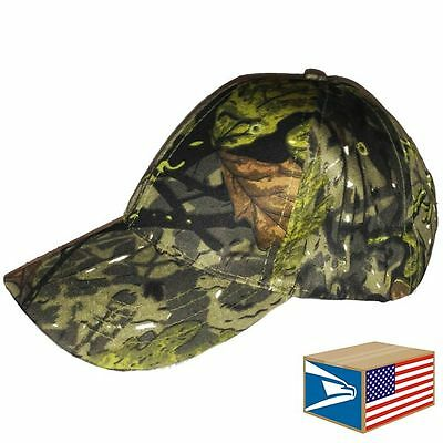 12 LOT BASEBALL CAP Real Tree CAMO CAMOUFLAGE HUNTING FISHING  ADJUSTABLE HAT!