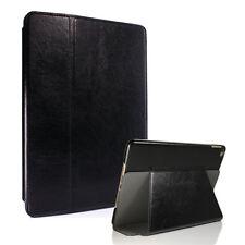 LUXURY Custodia Tablet per Apple iPad Mini 4 CUSTODIA COVER CASE STAND NERO