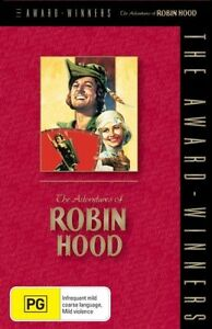 The-Adventures-of-Robin-Hood-DVD-2007-2-Discs-Set-Errol-Flynn