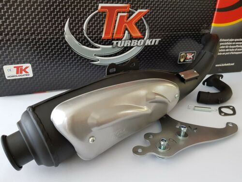 Auspuff Turbokit TKR TK Pegasus Corona R50X Sky Suzuki AP Sepia Morini 50 2 Takt