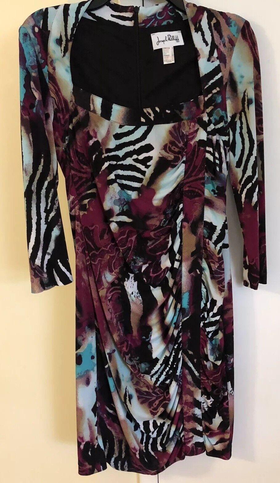 NWT Joseph Ribkoff Jersey Dress Size 8 Retail
