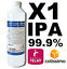 miniature 1 - ⭐ 1 LITRE | IPA 99.9% PURE | ALCOOL ISOPROPYLIQUE / ISOPROPANOL | 1L / 1000ML