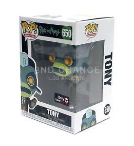 Funko-Pop-Rick-and-Morty-TONY-King-of-Sh-t-Gamestop-Exclusive-Vinyl-Figure-MINT