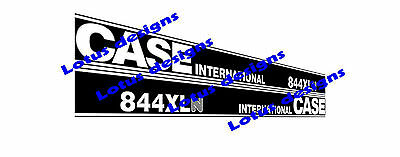 Other Sign Making Supplies Business & Industrial Hearty Case 844xln Stickers Decals Quality And Quantity Assured