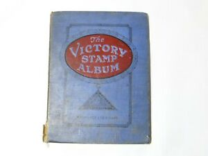97 Photos 240 + Stamps The Victory Album WORLD MIXED Interesting Old Ones
