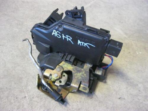 Mets-moteur arrière droit audi a6 4b Türschloß Château 4b0839016b Porte Hr