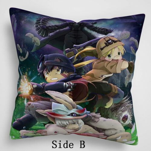 Made in Abyss Anime Manga two sides Pillow Cushion Case