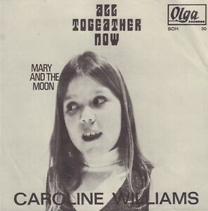 CAROLINE-WILLIAMS-All-Together-Now-BEATLES-SONG-1969-SINGLE-7-034-DUTCH-PS