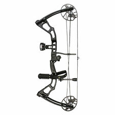 SAS Feud 70 Lbs Compound Bow Travel Package w/ 6 in 1 Bow Accessory Kit