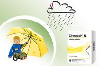 Cinnabsin® Homeopathic Treatment-acute & Chronic Sinusitis Nasal Catarrh 100tabs