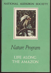 Booklet-National-Audubon-Society-Nature-Program-Life-Along-the-Amazon