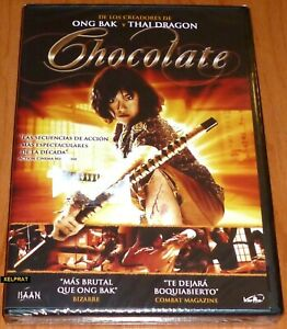 CHOCOLATE-Prachya-Pinkaew-2008-DVD-R2-Precintada