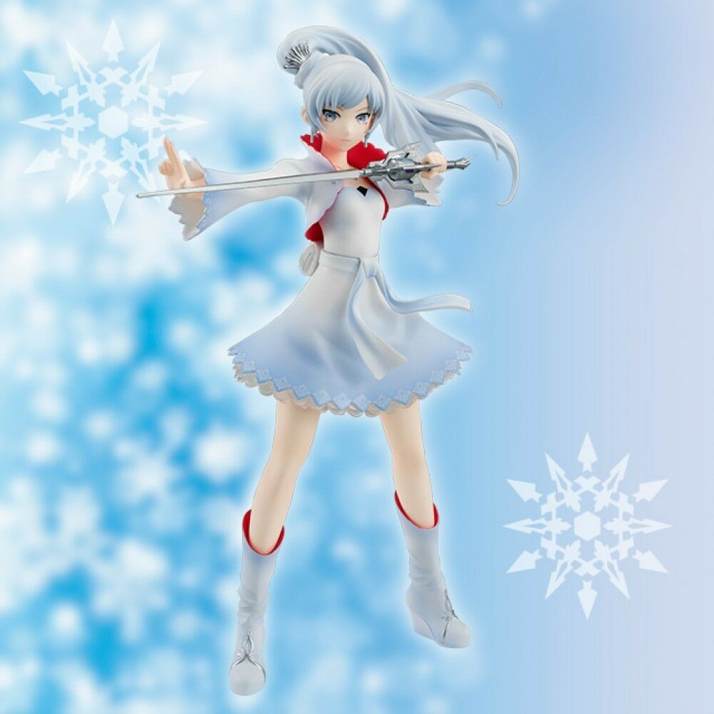 RWBY Weiss Schnee Special Figure From Japan Free Shipping FuRyu 17cm