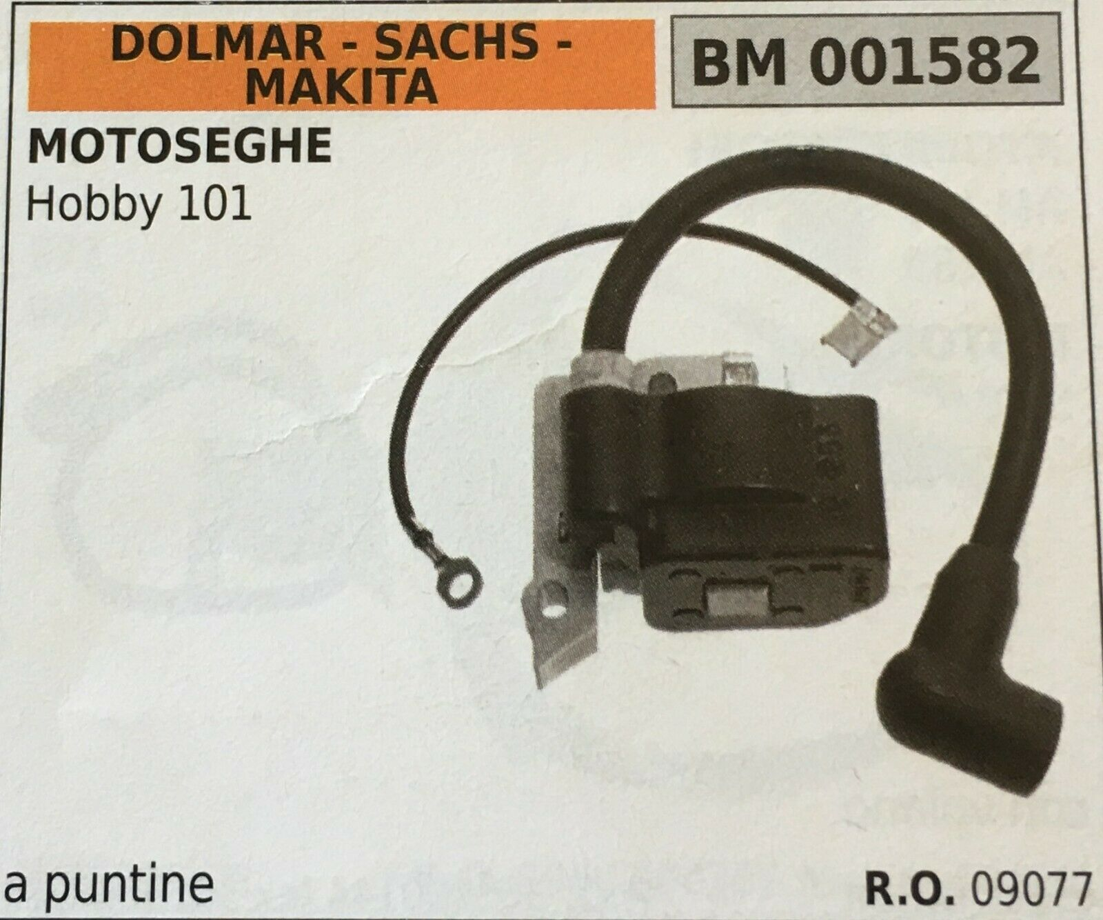 Bobina de Agujas Dolmar - Sachs - Makita Bm 001582