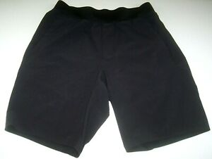 Men-039-s-Lululemon-T-H-E-Short-Linerless-Black-Men-039-s-Size-Small-Athletic-Shorts-9-034