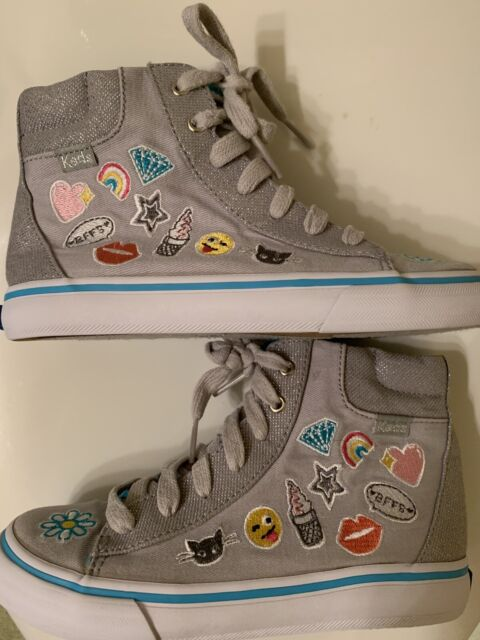 Sneaker Sparkle Emojis Youth Size