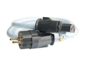 Supra-Cables-Lorad-Mk-II-2-5-Cs-Eu-Mains-Power-With-Sw-Eu-Plug-Even-6-7-12ft