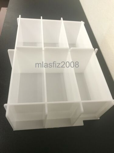Makita Medium Interlocking Tool Box sandpaper organizer insert fits 197211-7 NEW