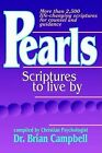Pearls: Scriptures to Live by by New Horizon Press (Paperback / softback, 1994)