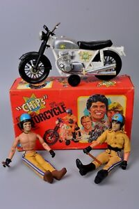Scares rares série Tv Kawasaki Vintage Moto Moto en boîte et chiffres