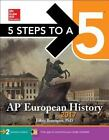 5 Steps to a 5: AP European History 2017 by Jeffrey Brautigam (2016, Paperback)