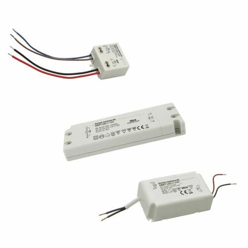 LED Trafo LED-Driver Transformator Netzteil 12V bis 30W 0,5 Ampere - 2,5 Ampere