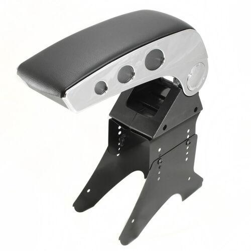 Chrome Armrest Arm Rest Centre Console Box For Volvo 780 850 940 960 C30 C70 S40