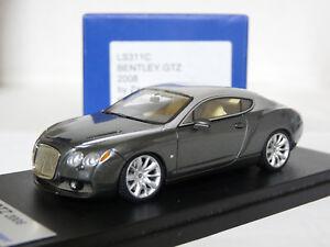 Looksmart-LS311C-1-43-2008-Bentley-GTZ-Zagato-Concept-Handmade-Resin-Model-Car