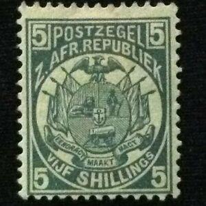 Transvaal-SC-133-Mint-HH-1885