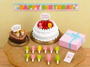 Sylvanian-Families-Calico-Critters-Birthday-Cake-Set