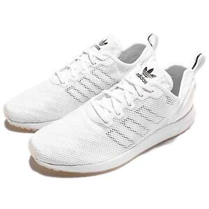 Adidas Zx Flux Adv White Mens