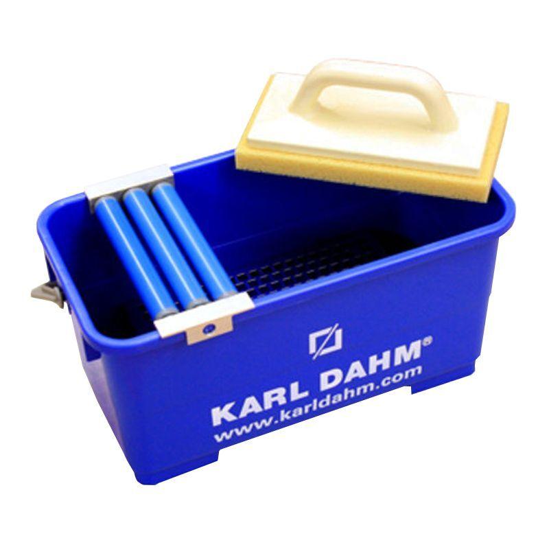 Karl Dahm Professionell 3 Roller Waschjunge Set