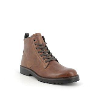 IGI&CO 8108055 scarponcini Anfibi Stivaletti scarpe alte pelle cuoio