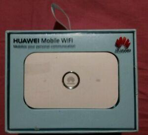 Clé Wifi 4G  Huawei E5573s-320 . DÉBLOQUÉ FONCTIONNE AVEC TOUS OPERATEURS.