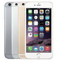 Apple iPhone 6 16GB Gold Silver Grey Factory Unlocked 4G LTE Smartphone